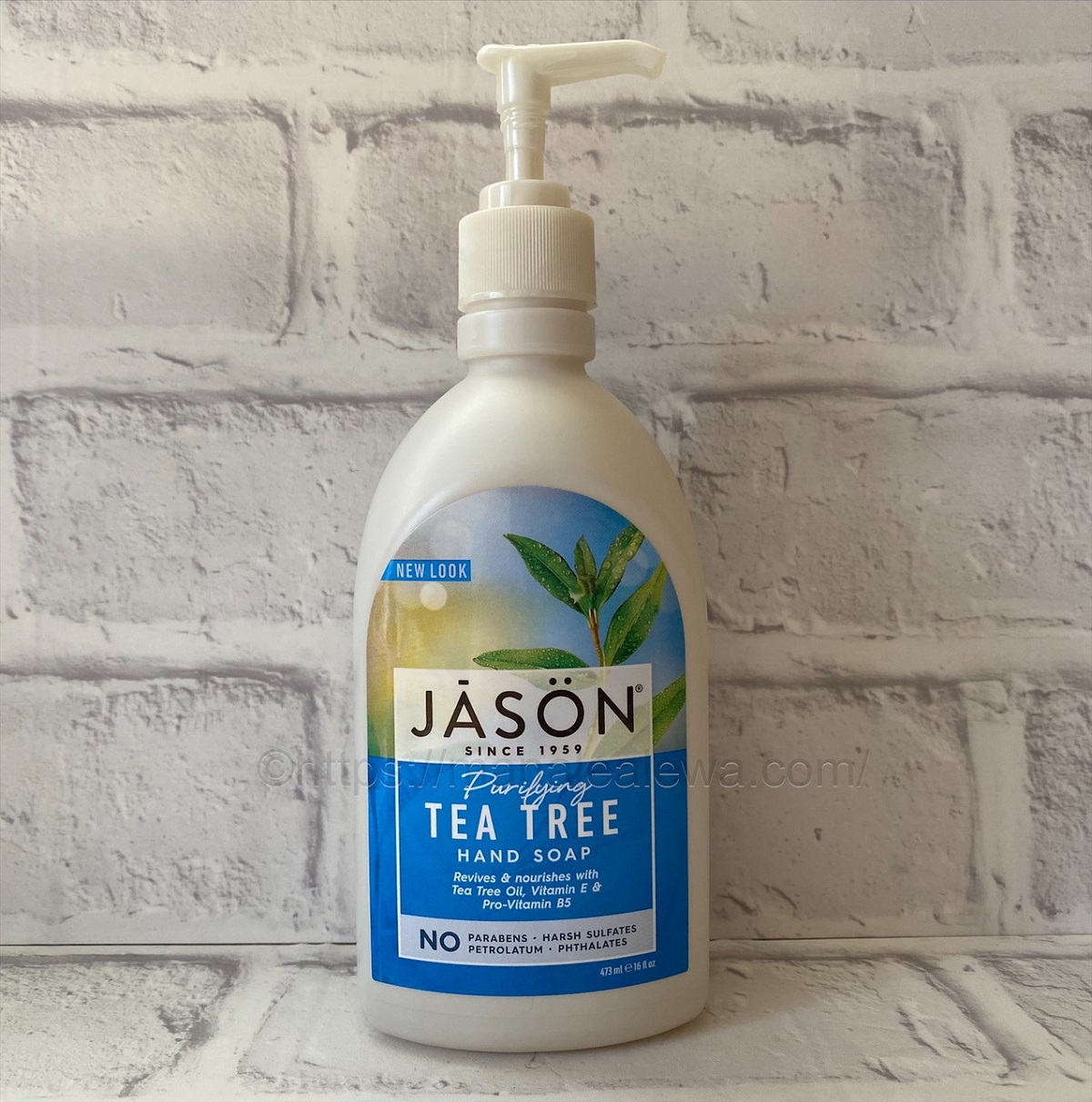 JASON-tea-tree-hand-soap
