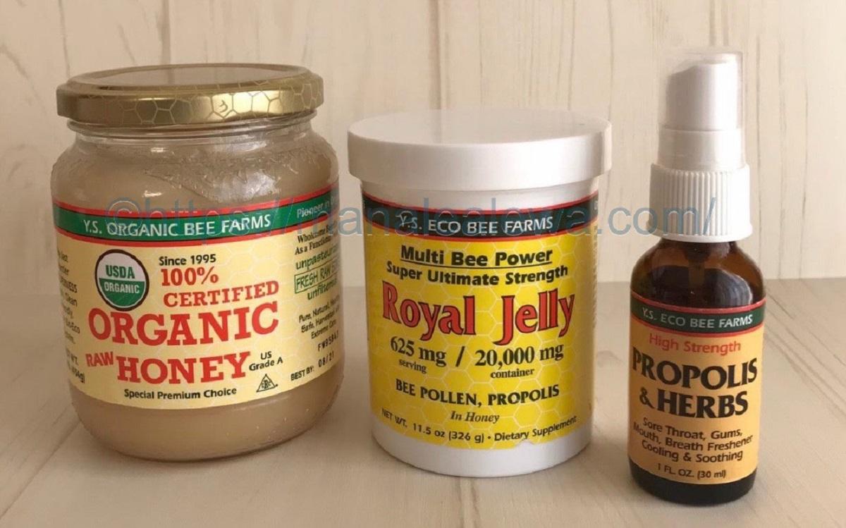 Ys-eco-bee-farm-product-list