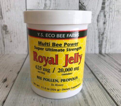 Ys-eco-bee-farm-royal-jelly