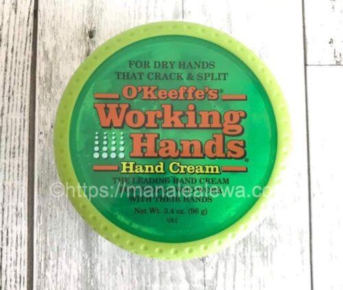 OKeeffes -working-hands
