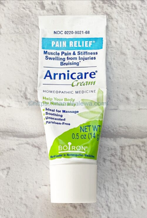 Boiron-arnicare-cream-pain-relief