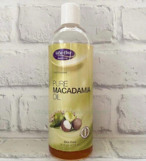 life-flo-macadamia-oil