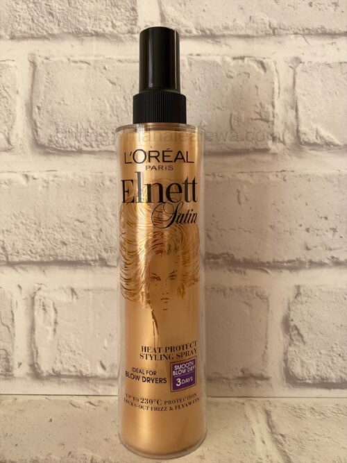 lookfantastic-loreal-paris-elnett-satin-heat-protect-spray-straight