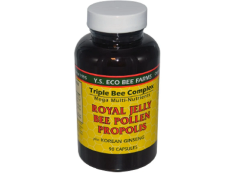 YS-Eco-Bee-Farms-royal-jelly-bee-pollen-propolis