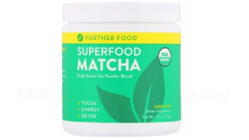 Further-Food-superfood-matcha