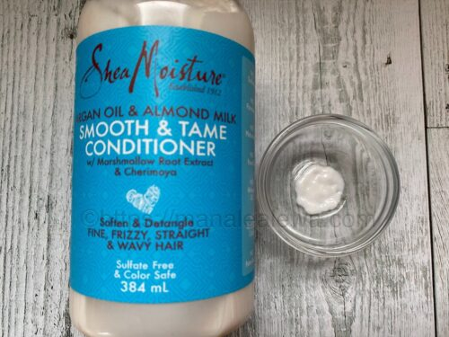 shea-moisture-argan-oil-and-almond-milk- conditioner-texture