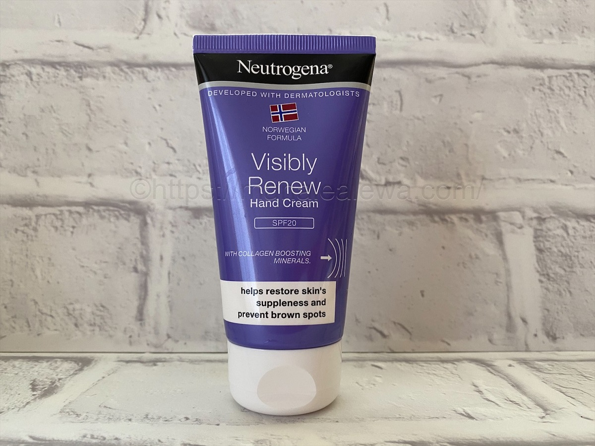 Neutrogena-norwegian-formula-visible-renew-hand-cream-spf20