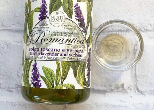 Nesti-Dante-lavender-&-verbena-liquid-soap-texture