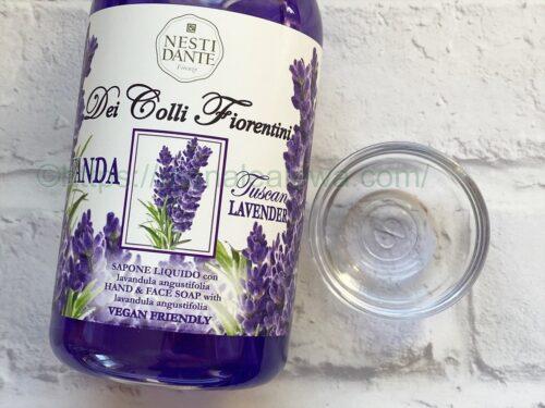 Nesti-Dante-tuscan-lavender-liquid-soap-texture
