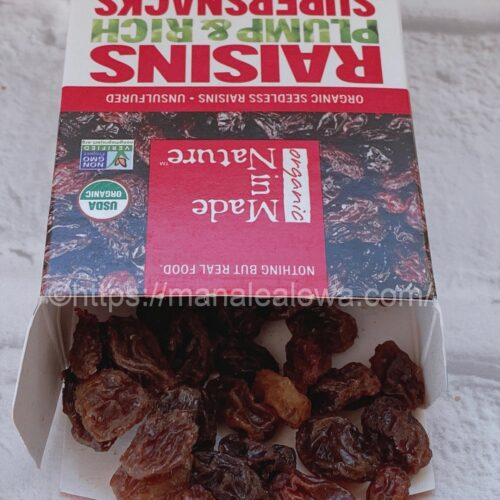 Made-in-Nature-organic-dried-fruits-raisins-best-before-contents