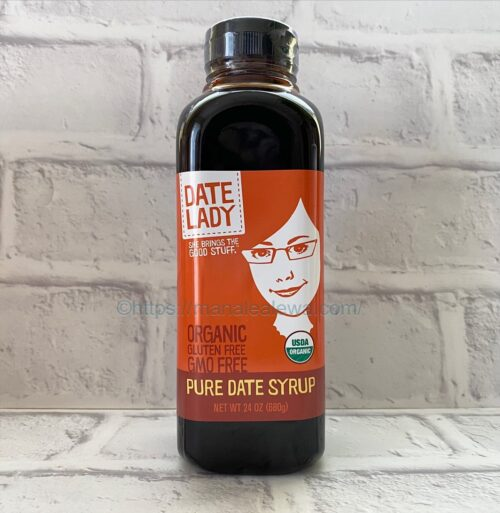 Date-Lady-pure-organic-date-syrup