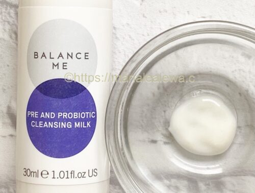 Balance-Me-pre-probiotic-cleansing-milk-texture