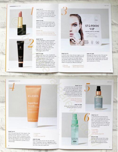 Lookfantastic-beauty-box-booklet-2021-7