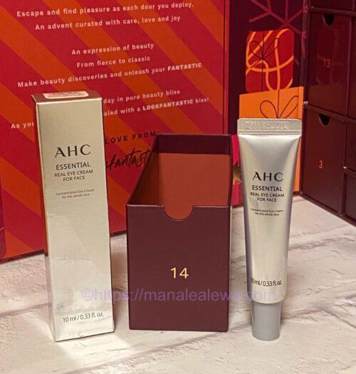 AHC-essential-real-eye-cream-for-face-lookfantastic-advent-calendar-2021