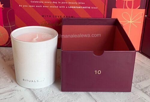Rituals-candle-lookfantastic-advent-calendar-2021